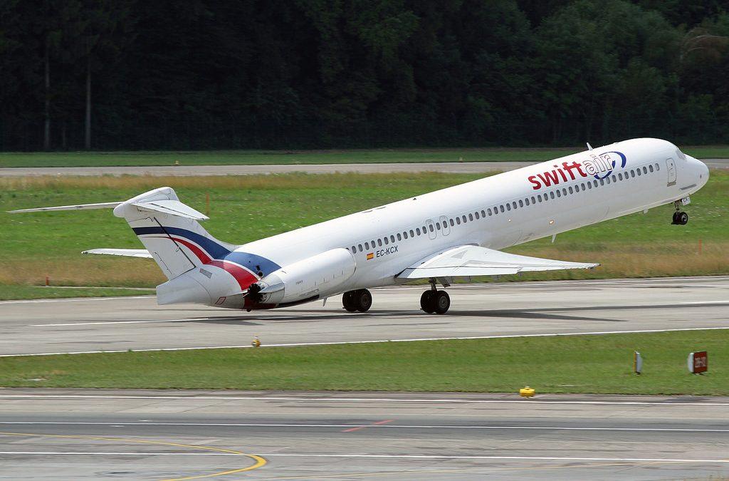 Swiftair AH5017: Los parientes pobres del SEPLA (Artículo)