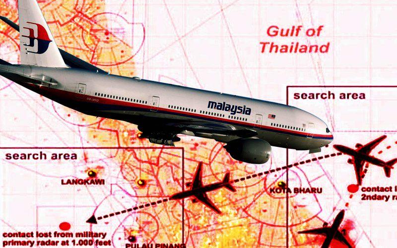 Novedades caso MH370: No se descarta la participación de terceros en la desaparición