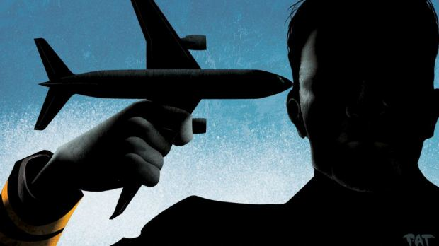 Comandante de Ryanair se suicida en el Aeropuerto de Málaga