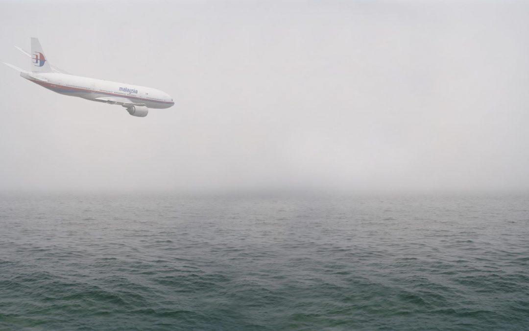 Hallan el vuelo desaparecido MH370 de Malaysian Airlines en Google Maps