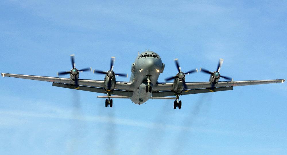 Desaparece Ilyushin Il-20 ruso en el Mediterráneo con 14 personas a bordo
