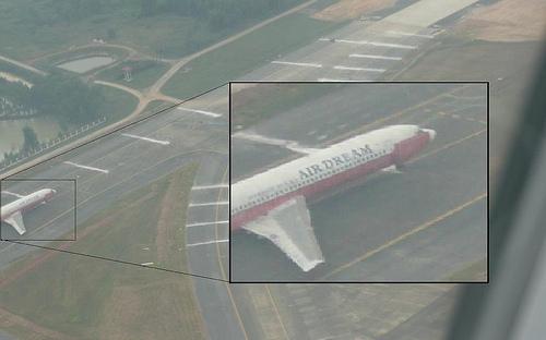 El robo del Boeing B727 de Air Dream. Destino incierto…