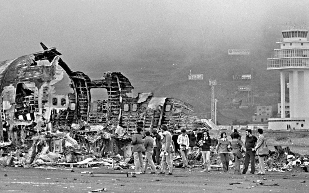 El accidente aéreo de Los Rodeos: Los enigmas tras la catástrofe