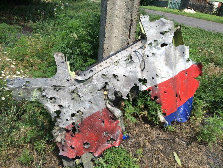 ¿Son reales las pruebas que colocan al MH370 en el lugar del derribo del MH17 en Ucrania?