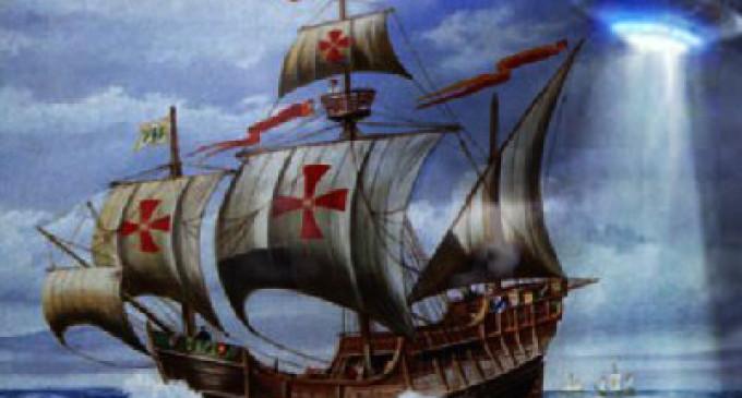 Cristóbal Colón: El Almirante, los OVNIS y la Santa Inquisición