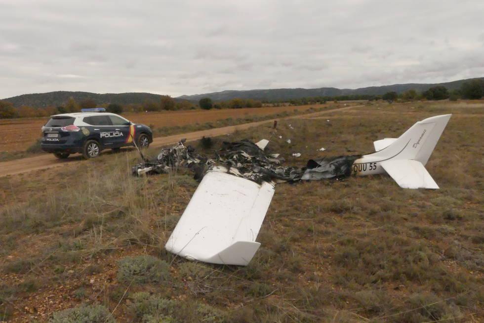 El misterioso accidente aéreo de Teruel