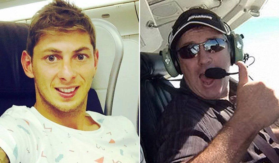 El piloto de Emiliano Sala era daltónico. No podía volar de noche ni profesionalmente