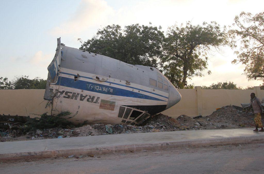 El ataque a los Ilyushin-76 de Trans Avia Export en Somalia