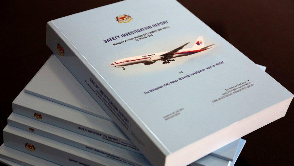 Las matemáticas como instrumento de búsqueda en el caso del Malaysian MH370