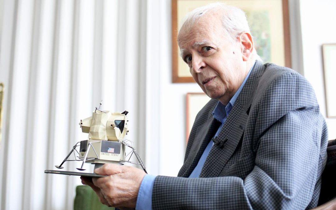 Fallece el científico Luis Ruiz de Gopegui, el «Hombre de la NASA» en España
