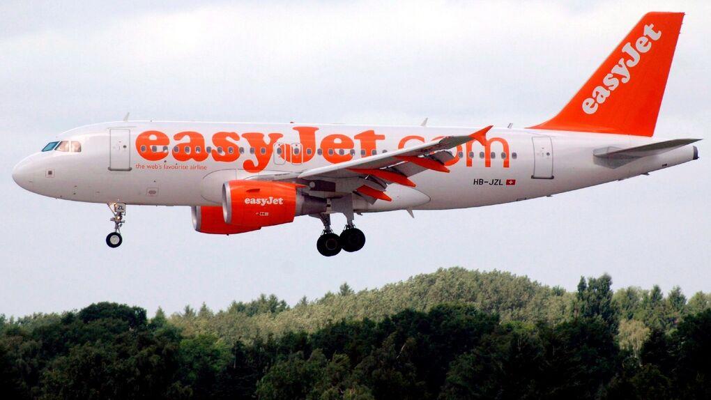 Detectan la intención de suicidio en un piloto de Easyjet