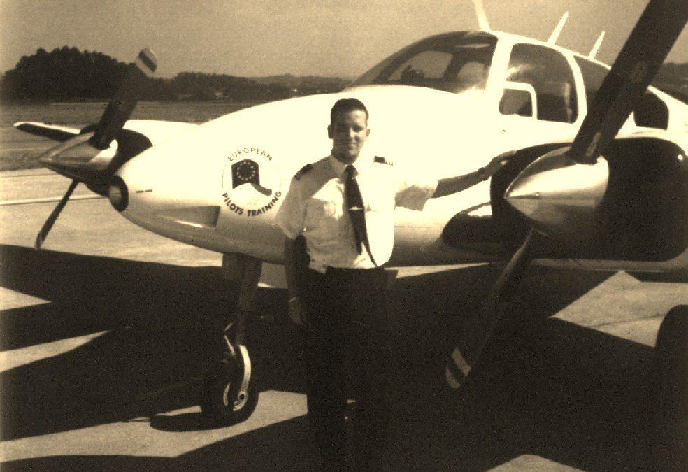 20 años en vuelo. 20 años desde aquel eclipse de Sol…