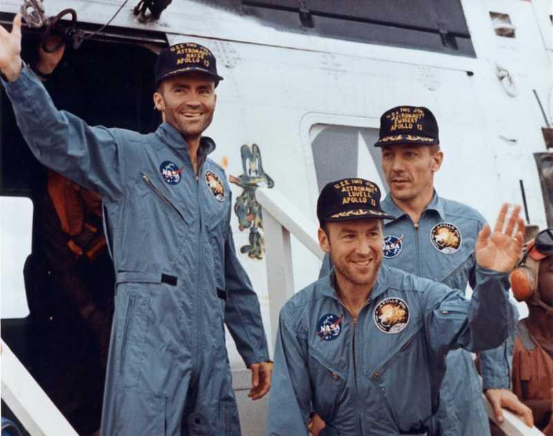 APOLO XIII: El fracaso más glorioso de la historia de la NASA