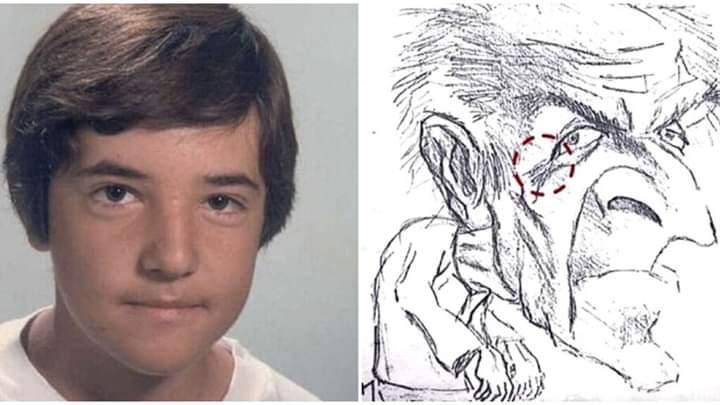 Nuevas pruebas en el caso del «Niño Pintor». Aparece un dibujo suyo custodiado por la Policía en un buzón en Málaga