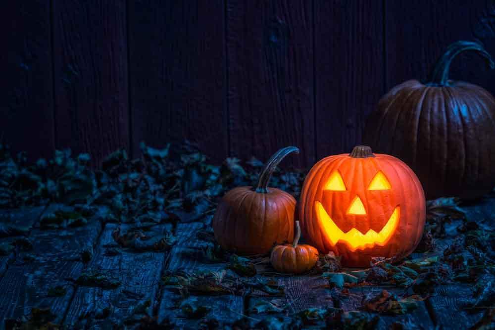 Noche de Halloween. La noche del cumpleaños de Satanás y del Año Nuevo del Satanismo