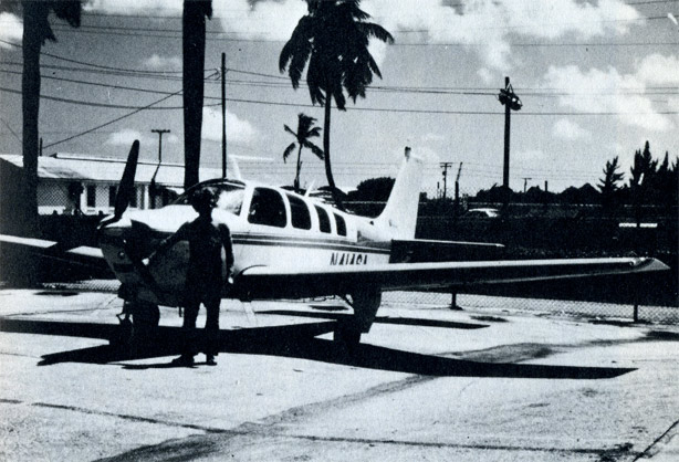 Bruce Gernon vivió para contarlo en el Triángulo de las Bermudas. Otros pilotos tuvieron menos suerte…