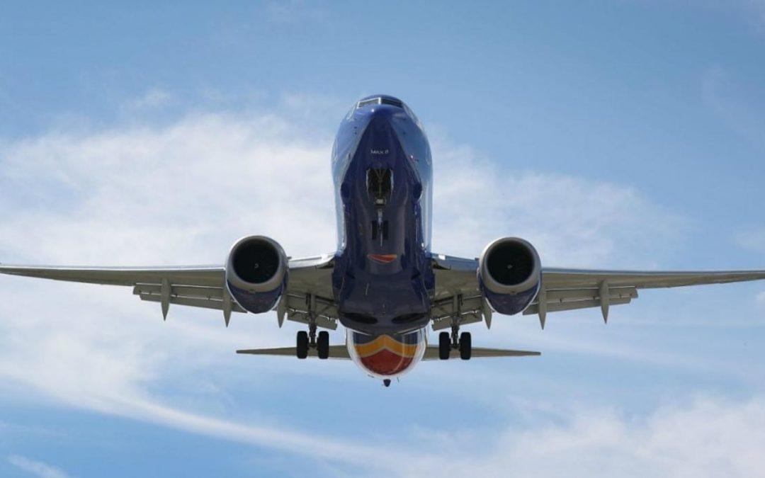 Enésimo contratiempo de un avión destinado a morir: Boeing 737 MAX