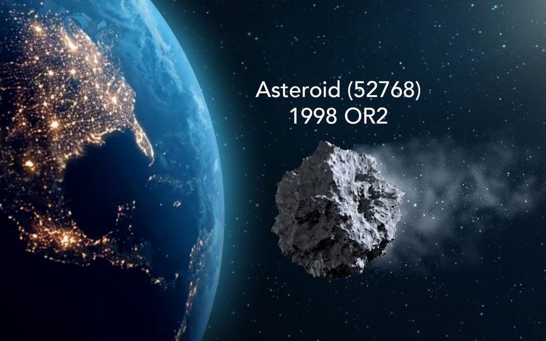 """Llega el asteroide """"1998 OR2"""". No terminará con la vida en la Tierra. Apophis, quizá si…"""