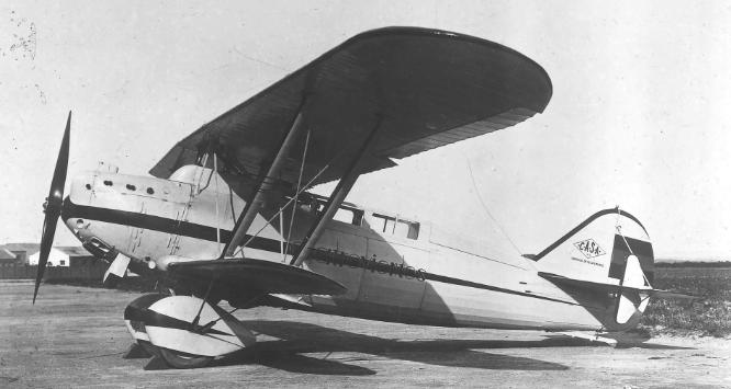 """La desaparición del """"Cuatro Vientos"""". El último gran vuelo de la Aviación Española"""
