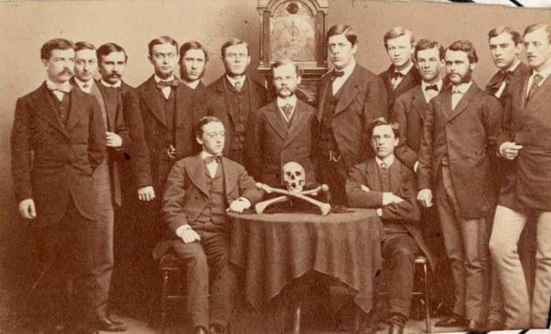 «Skull & Bones»: La Orden Secreta de la Calavera y los Huesos. El orígen (I)